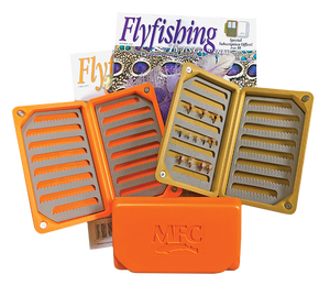 MFC Floating Flyweight Fly Box & 1-Year FTJ Subscription