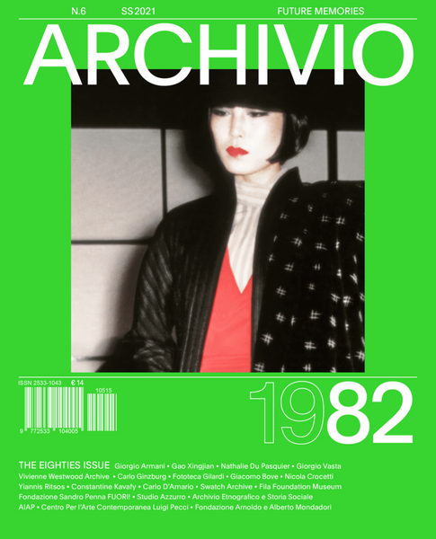 Archivio #6  The Eighties Issue