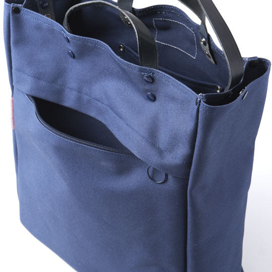 Bolsa  Quality Canvas & Piel - BAG'n'NOUN