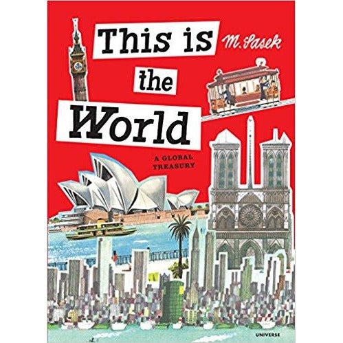 This is The World - M. Sasek