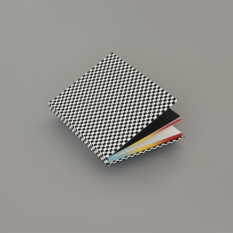 Cuaderno Labobratori Chequered Rainbow