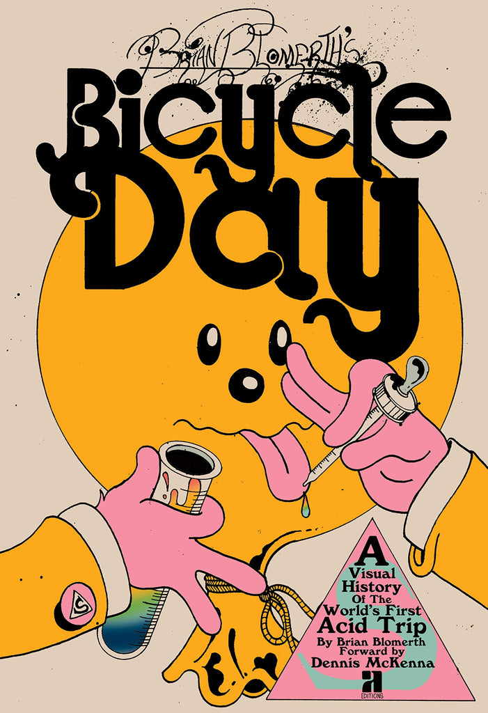 Bicycle Day - Brian Blomerth