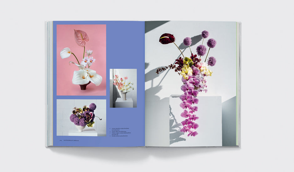 Blooms. Contemporary Floral Design