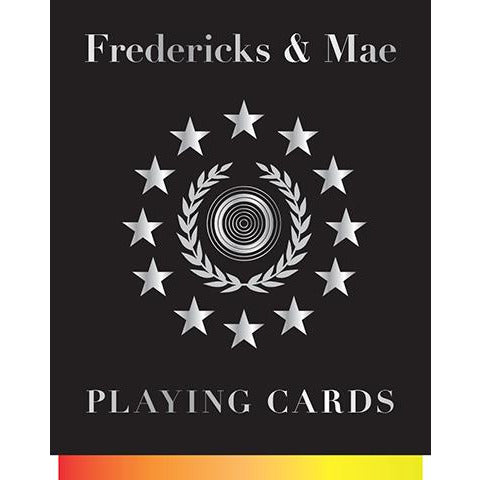 Fredericks & Mae Playing Cards