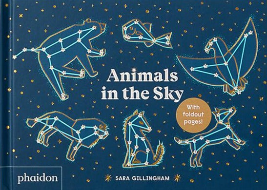 Animals in the Sky - Sara Gillingham