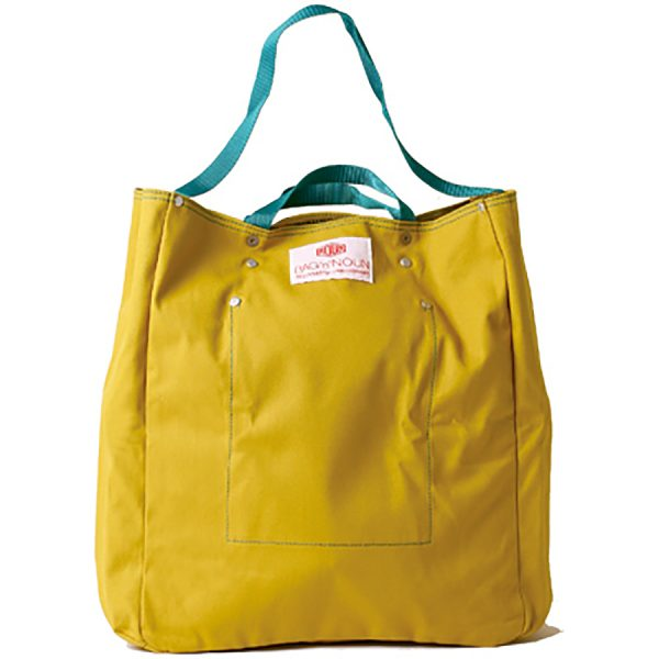 Bolsa Canvas mostaza - BAG'n'NOUN