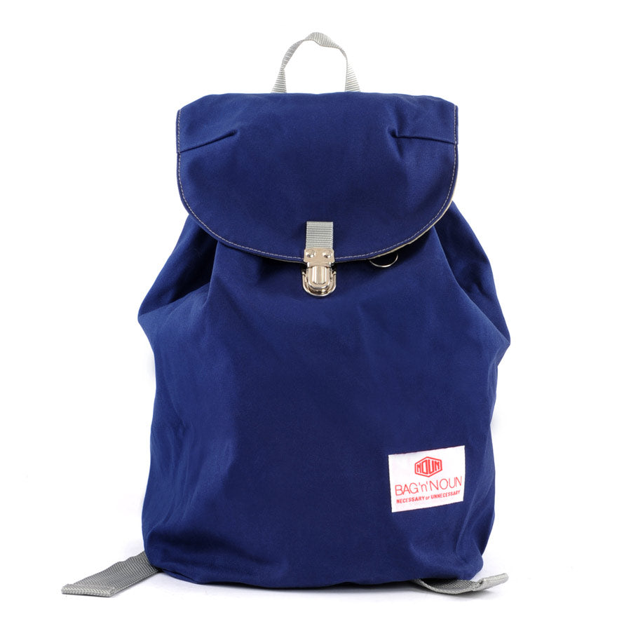 Mochila Canvas navy - BAG 'n' NOUN