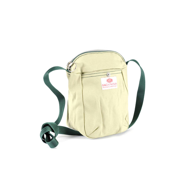 Pochette Mini Canvas Sage - BAG'n'NOUN