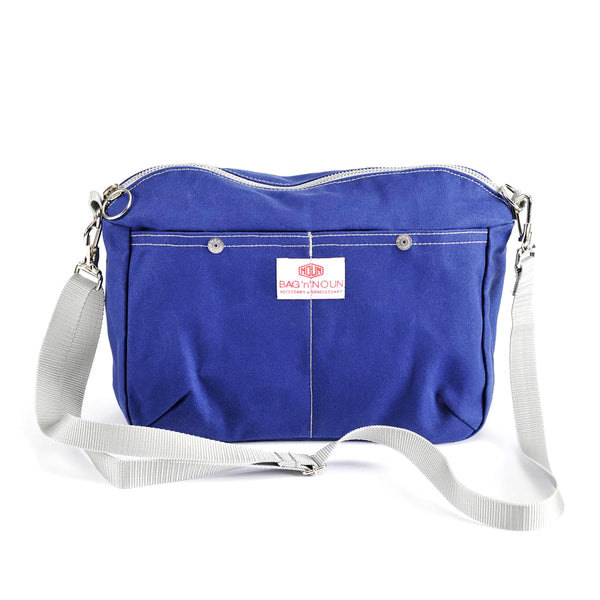 Pochette Canvas Navy - BAG'n'NOUN