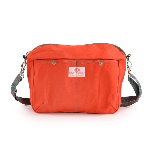 Pochette Canvas Rot - BAG'n'NOUN