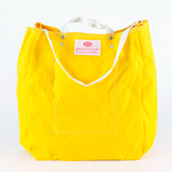 Bolsa Canvas amarillo - BAG'n'NOUN