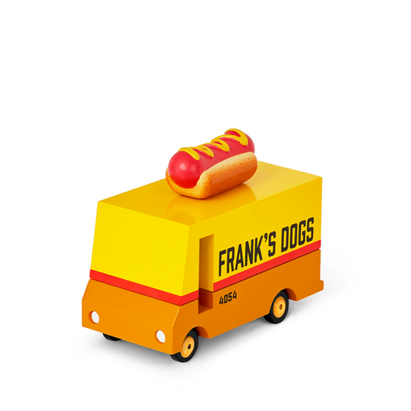 Candyvans Hot Dog Van