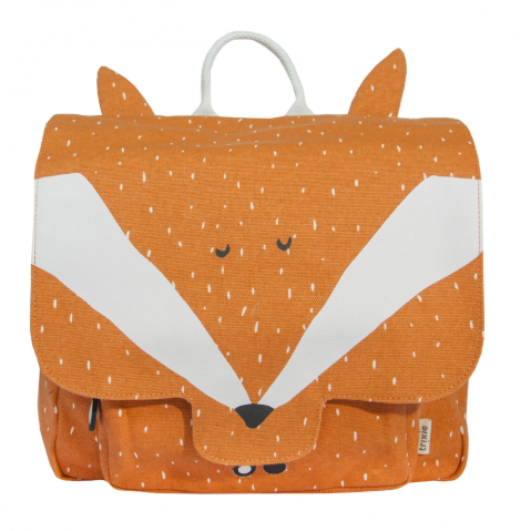 Cartera escolar  Mr. Fox