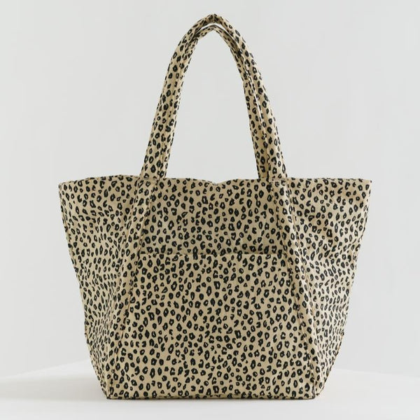 Cloud Bag Baggu - Leopard Honey
