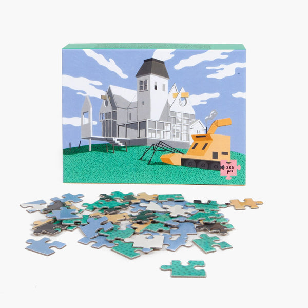 Puzzle Deetz House - ANA POPESCU