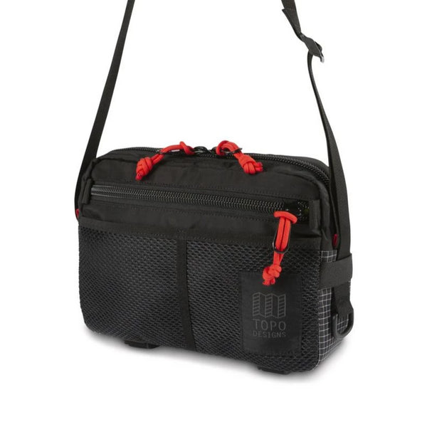 Block Bag Topo Designs Black