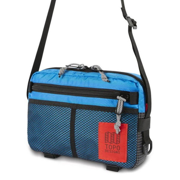 Block Bag Topo Designs Blue