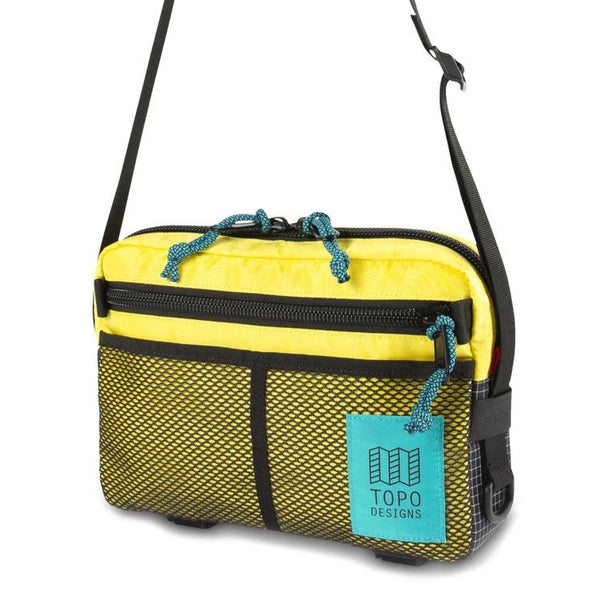 Block Bag Topo Designs Yellow