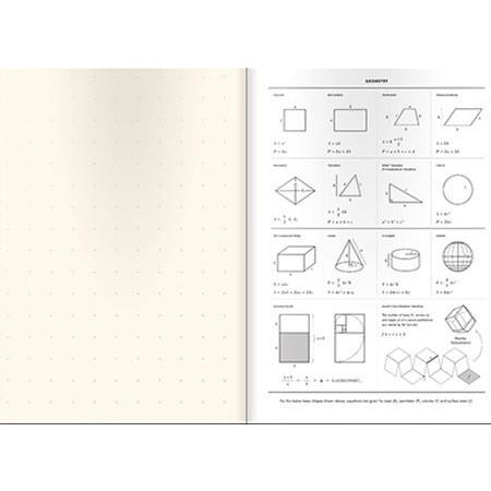 Grids & Guides Red. A Notebook for Visual Thinkers