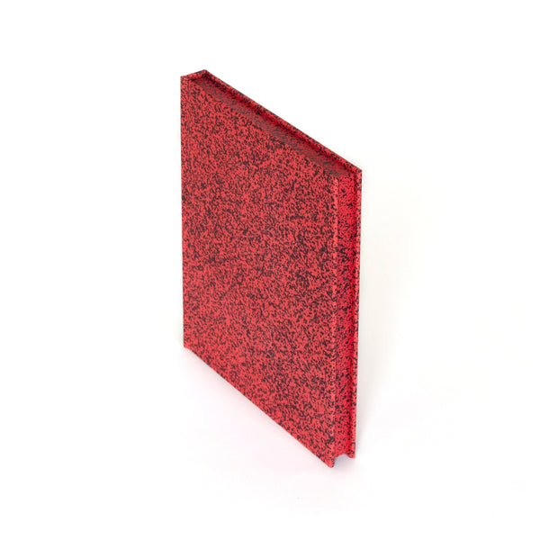 Cuaderno Labobratori Spray Splash Rojo