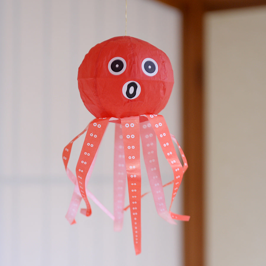 Kamifusen Octopus