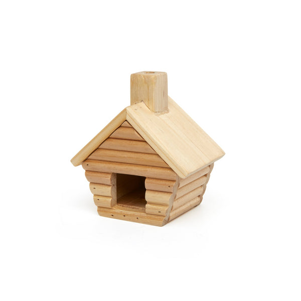 Little Cabin Incense Burner