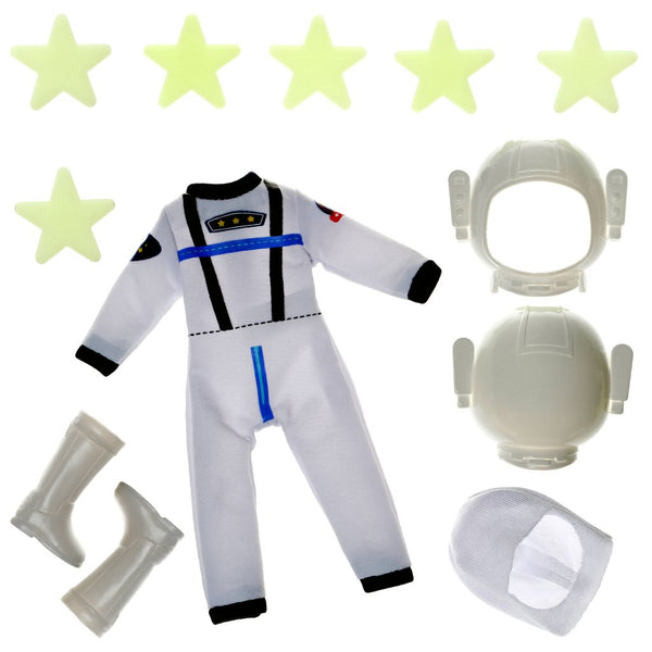 Set de ropa - Astro Adventures