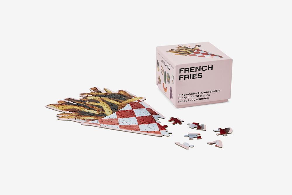 Puzzle French Fries