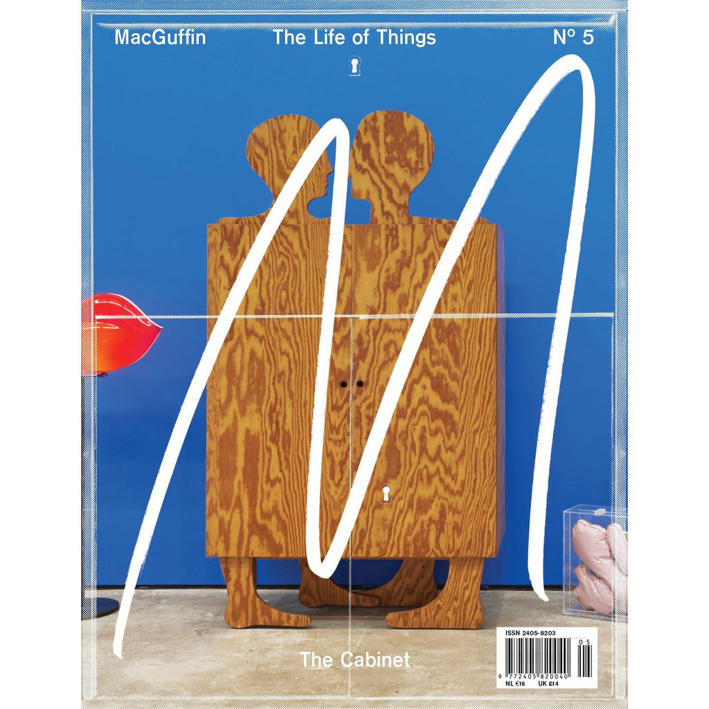MacGuffin Nº5 - The Cabinet