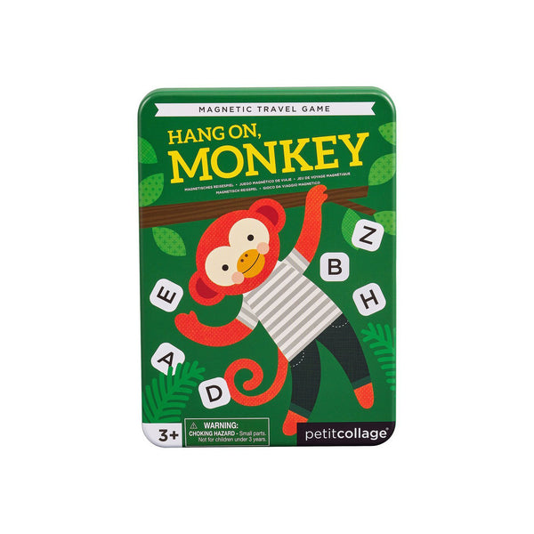 Hang On, Monkey - Juego magnetico