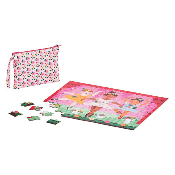 Puzzle doble On-The-Go Ballerinas