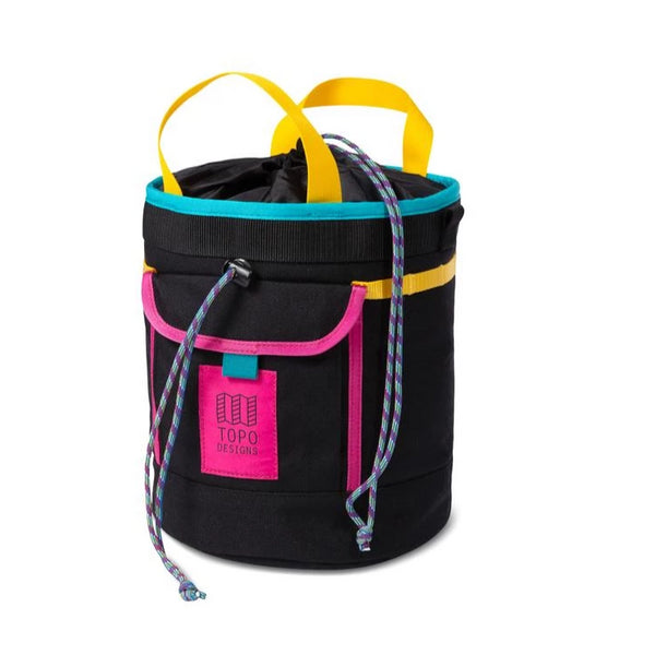 Bucket Topo Designs Black