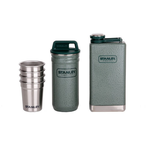 Stanley Set vasos + Petaca 236 ml