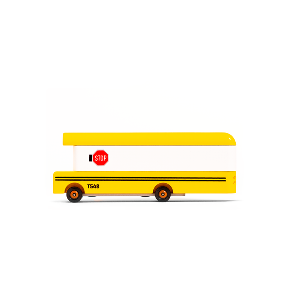 School Bus Candylab