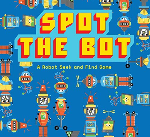 Spot the Bot. A Robot Seek and Find Game