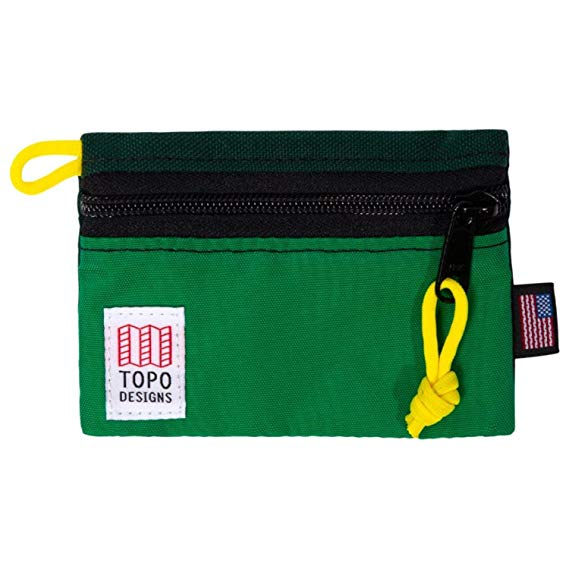 Topo Accessory Bag Kelly/Forest