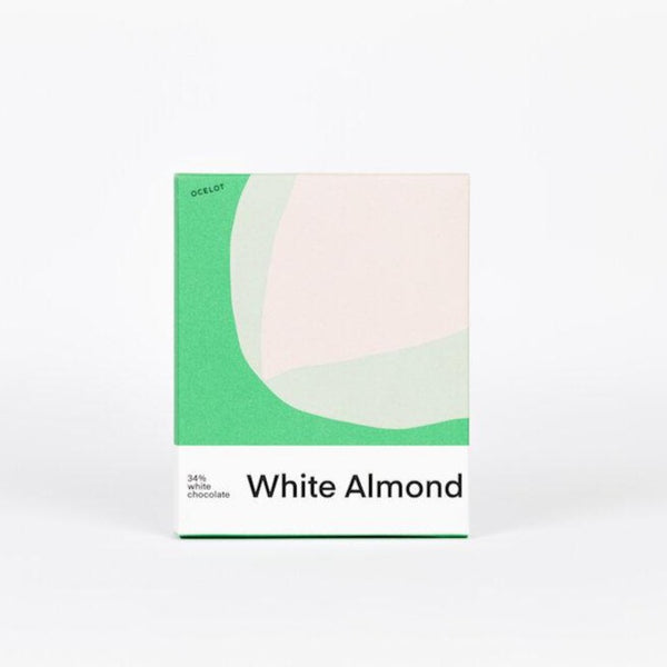 Chocolate White Almond
