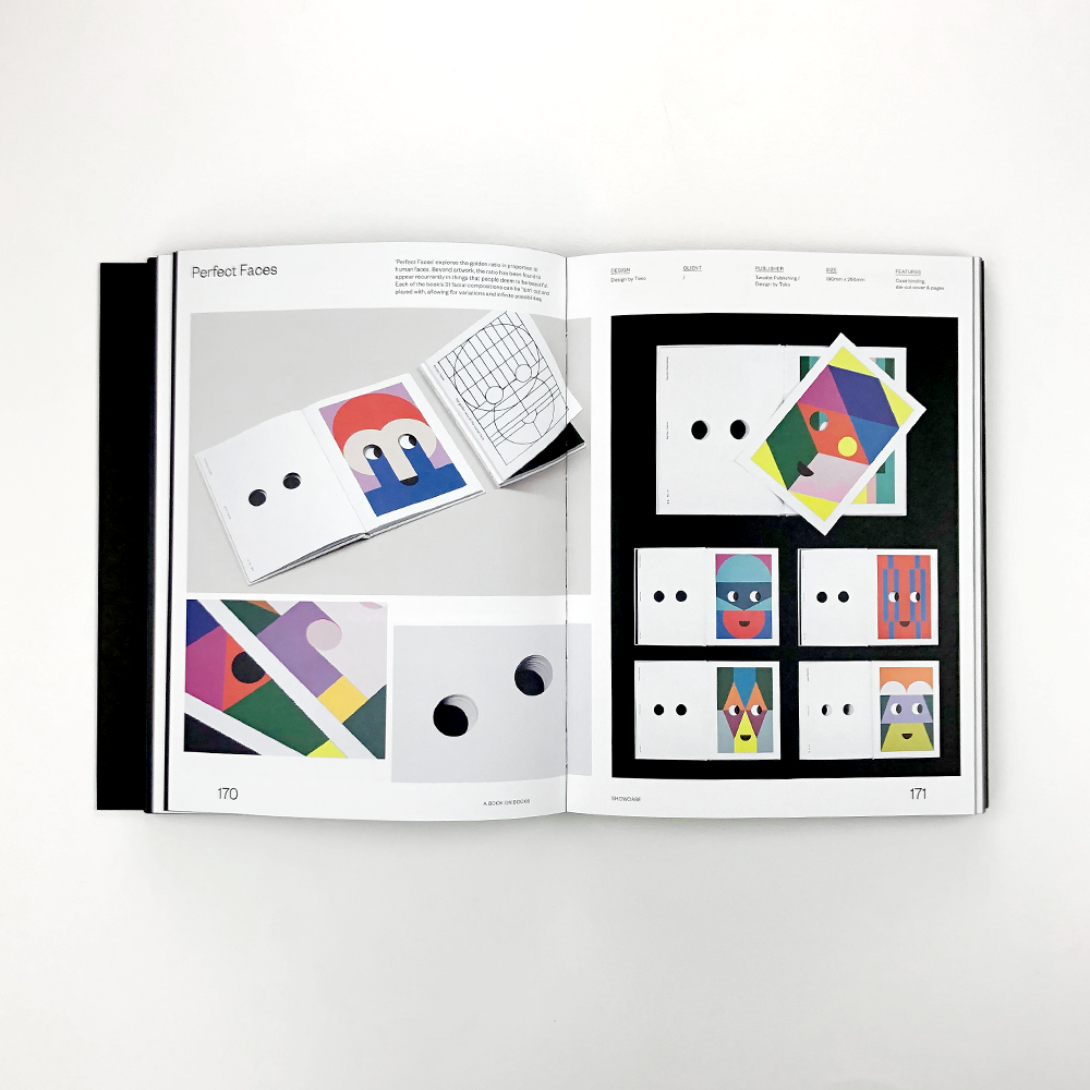 Book of books - New Aesthetics in Book Design