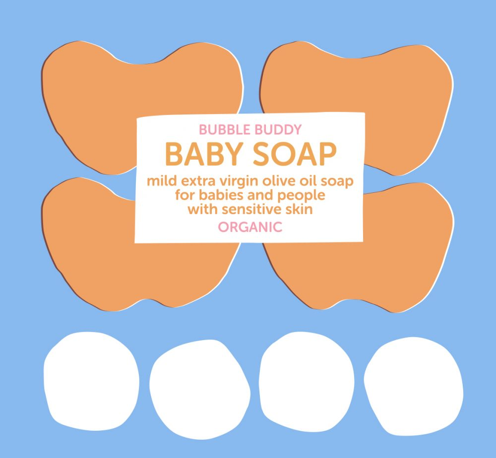 Baby Soap - Bubble Buddy