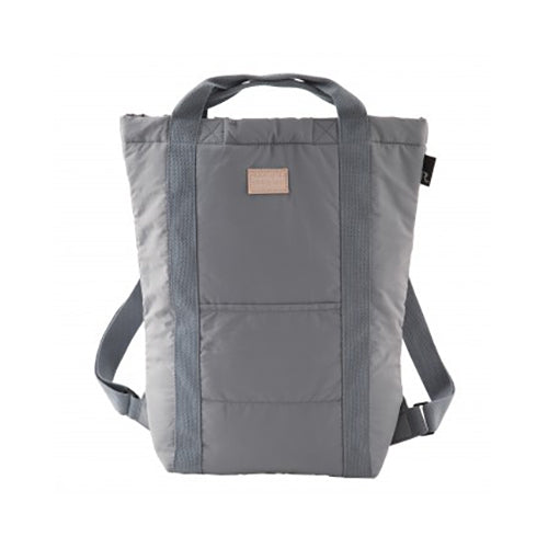 Mochila Tote Washer Gray Rootote
