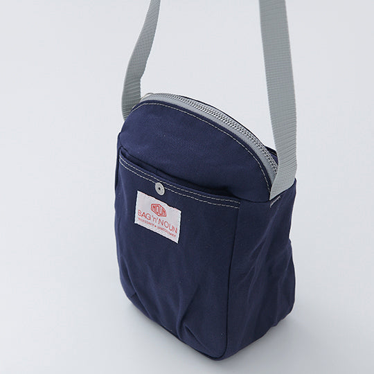 Pochette Mini Canvas Navy - BAG'n'NOUN