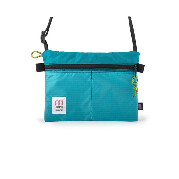 Accessory Shoulder Bag Turquoise