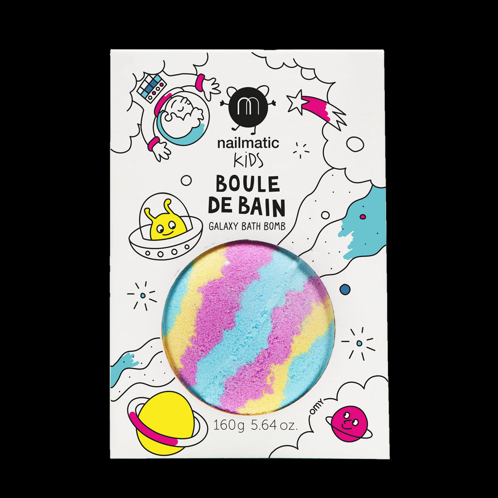 Bomba de baño Galaxy - Nailmatic