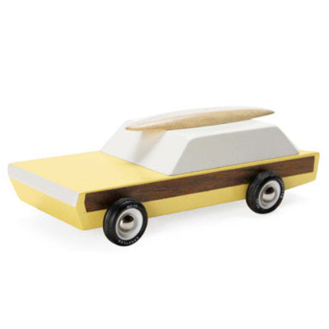 Coche Woodie