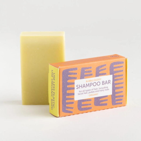 Shampoo Bar - Bubble Buddy