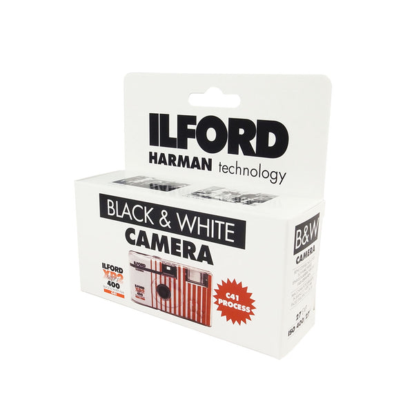 Desechable Ilford XP2 Super B&N