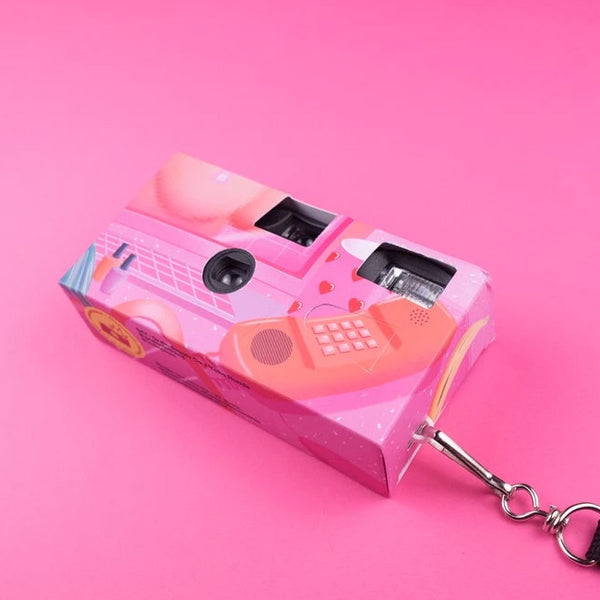 EEEEEEEEEE Disposable Camera - GRAIN SUPLY CO x YOKO HONDA