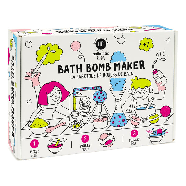 Bath Bomb Maker - Nailmatic