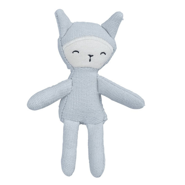 Pocket Friend Bunny Foggy Blue