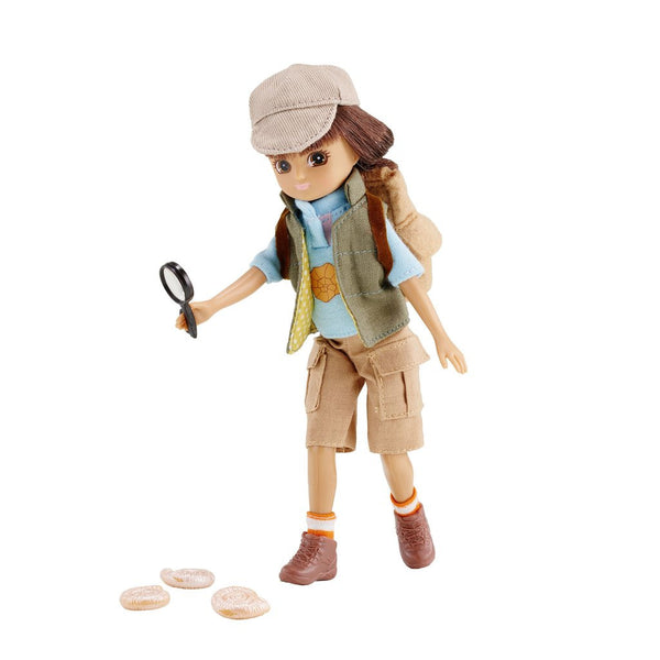 Muñeca Lottie - Fossil Hunter